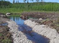 Lopella tehdään metsätalouden vesiensuojelurakenteita
